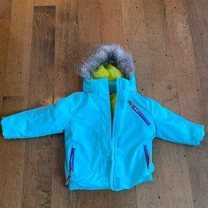 Youth Spyder Ski jacket & pants.